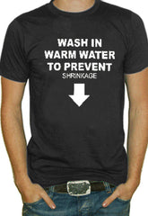 Wash In Warm Water T-Shirt