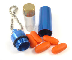 Waterproof Pill Box  Stash Container