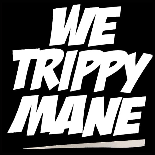 We Trippy Mane Adult Hoodie