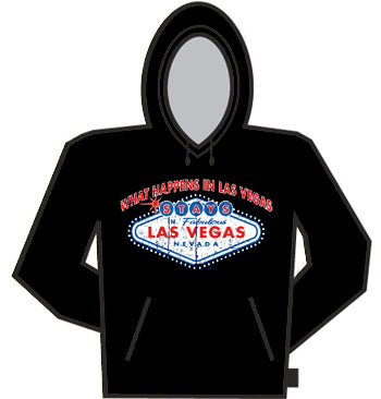 What Happens, Stays In Vegas Hoodie