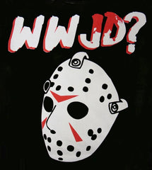 What Would Jason Do? T-Shirt :: Friday the 13th Jason Voorhees Tee