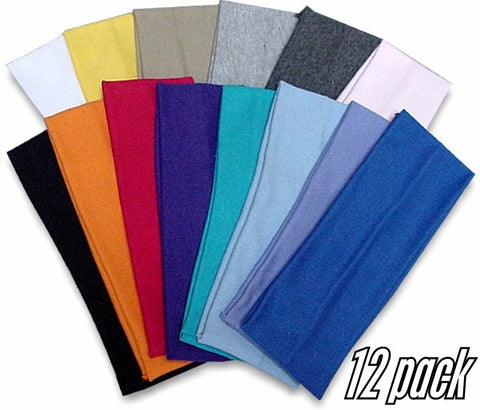 Wholesale Printable Headbands Only $1.25 each! (12 Pack)