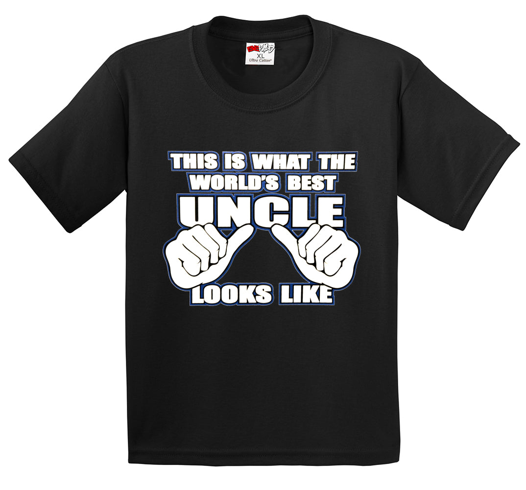 World's Best Uncle Men's T-Shirt