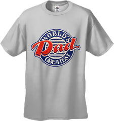 World's Greatest Dad Vintage T-Shirt
