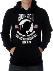 World Trade Center - You Are Not Forgotten 2001-2011 Hoodie
