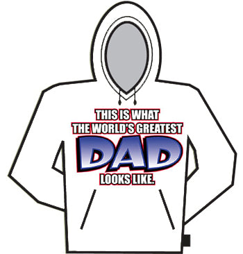 Worlds Greatest Dad Hoodie