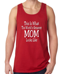 Worlds Greatest Mother Tank Top