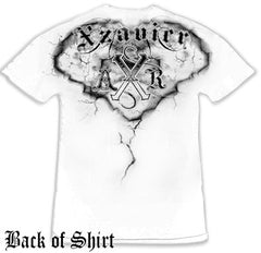 "Xzavier Da Grind ""Ace of Spades"" T-Shirt"