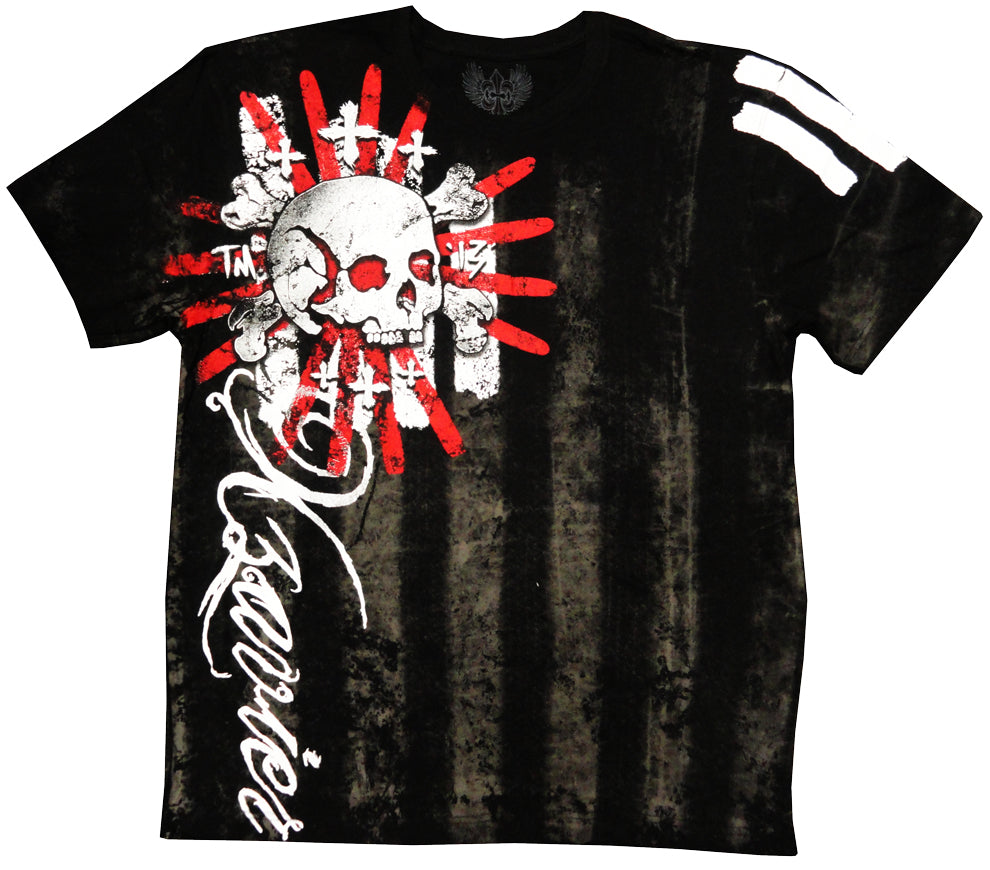 "Xzavier ""Inkfected"" Men's T-Shirt (Black)"