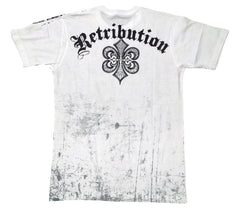 Xzavier Retribution Mens T-shirt