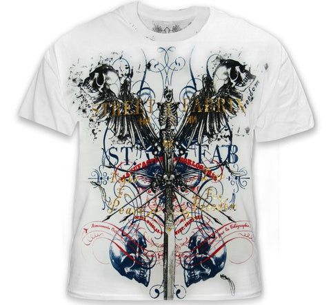 "Xzavier SFX ""Peace & Freedom"" T-Shirt"