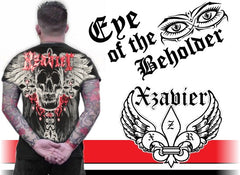 "Xzavier ""Eye of the Beholder"" T-Shirt"