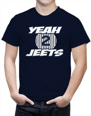 Yeah Jeets Jeter Men's Baseball T-Shirt