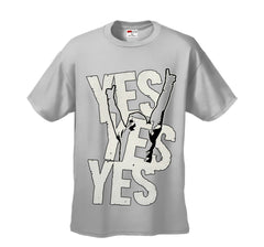 Yes Yes Yes  Men's T-Shirt