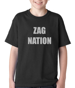 Zag Nation Kids T-shirt