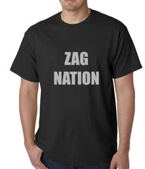 Zag Nation Mens T-shirt