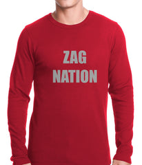 Zag Nation Thermal Shirt