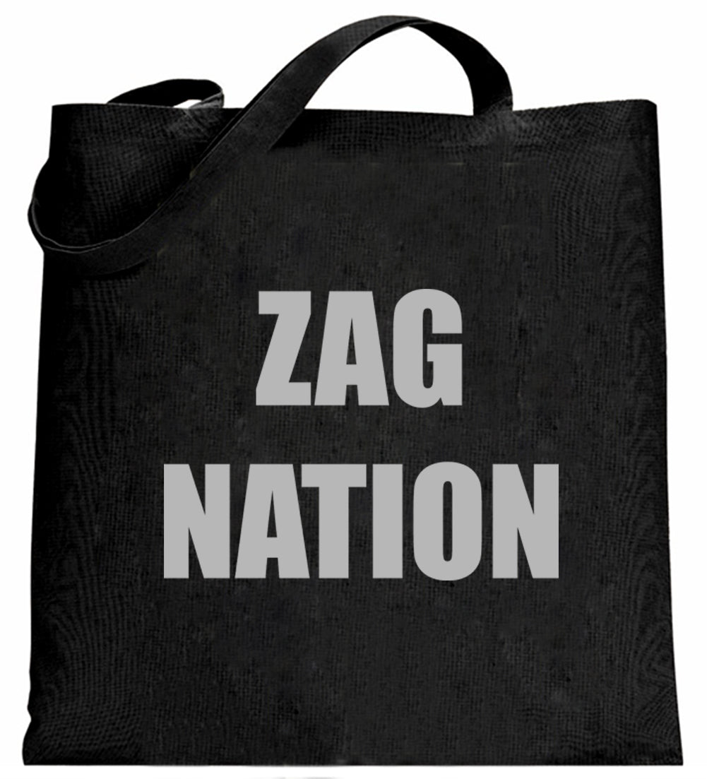 Zag Nation Tote Bag