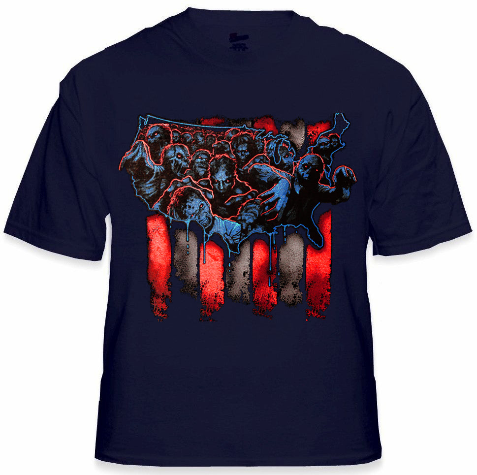 Zombie Nation Men's T-Shirt