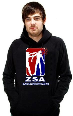 Zombie Slayer Association Hoodie