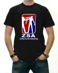 Zombie Slayer Association T-Shirt