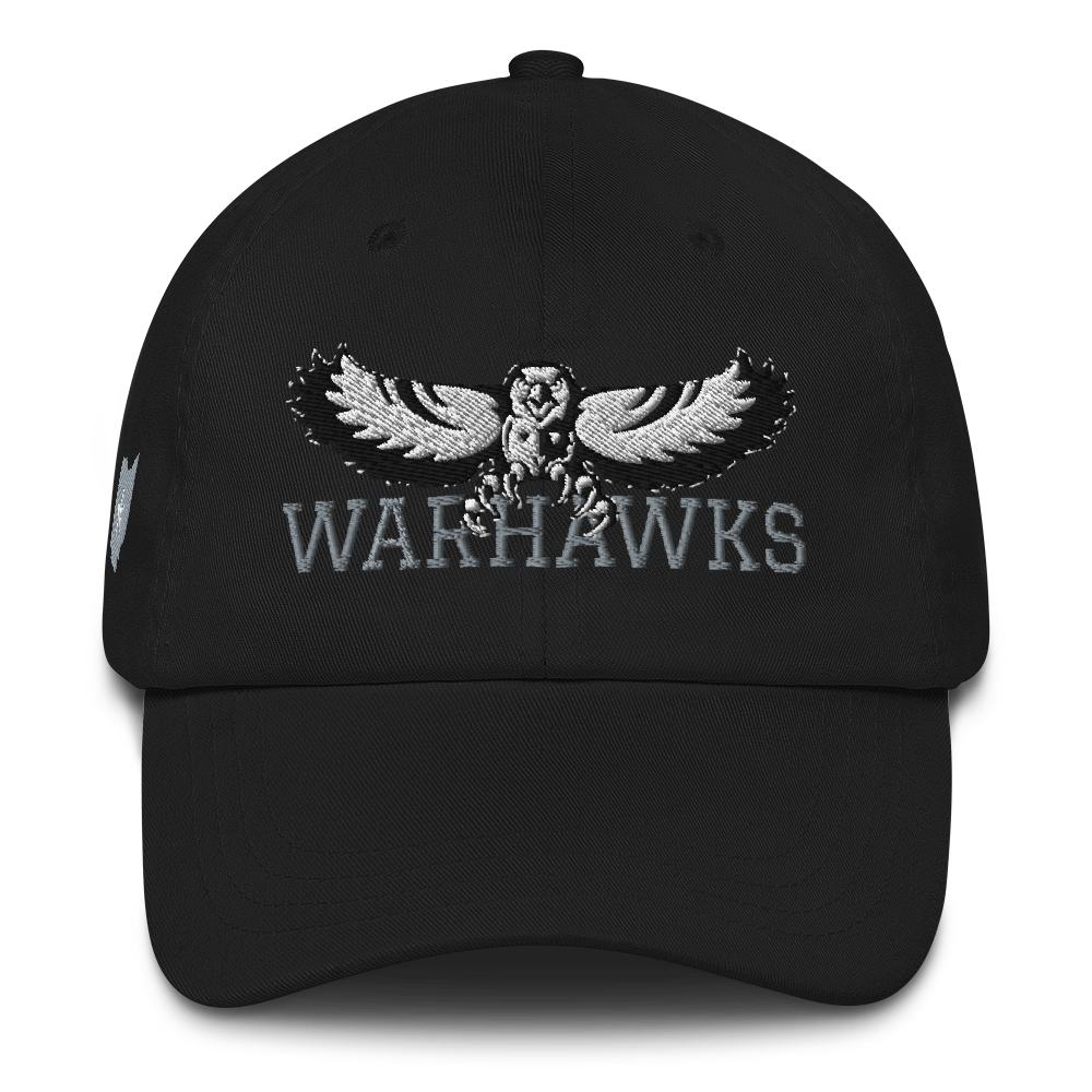 W Central Warhawks Dad Hat