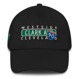 City Nights Clark Ave CLE Dad Hat
