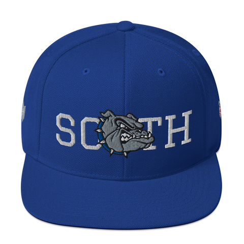Columbus South Classic Snapback Hat