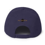 Nu Sports PMB Gold Snapback Hat