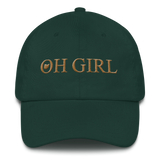 OH Girl Dad Hat