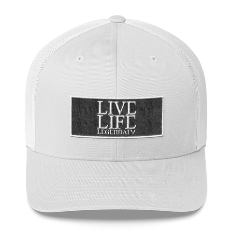 LLL Blackbox Trucker Cap