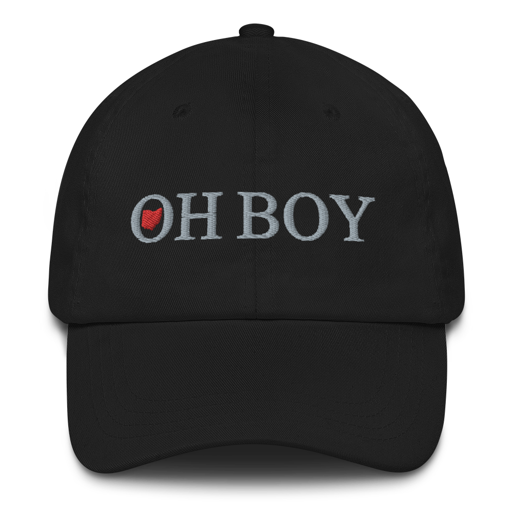 OH Boy Dad hat