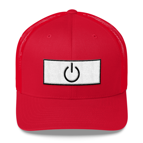 Power Lightbox Trucker Cap