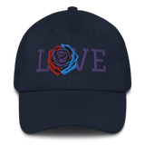 Purple Heart Dad Hat