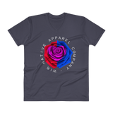 Purple Heart V-Neck T-Shirt