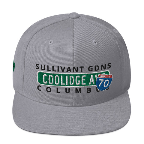 Concrete Streets Coolidge Ave SG Snapback Hat