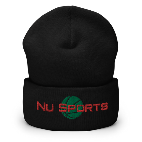 Nu Sports Icon Cuffed Beanie