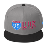 I-95 Nights Cruisethru Snapback Hat