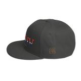 504 RWGB Stateside LTD Snapback Hat