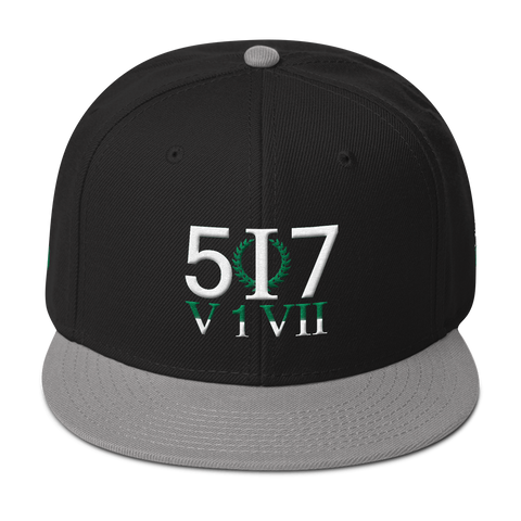 517 Stateside MX Snapback Hat