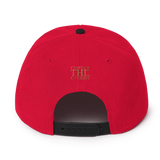 The Flagship Snapback Hat