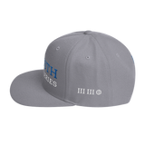 330 City Series Rmx South Snapback Hat