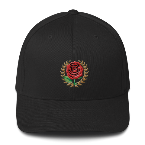 Rose Goaled Flexfit Cap