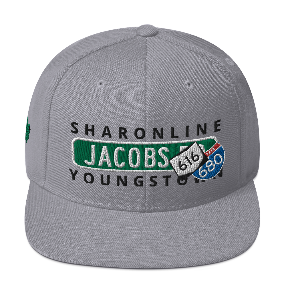 Concrete Streets Jacobs Rd Snapback Hat
