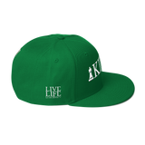 King Statement Snapback Hat