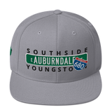 Concrete Streets The Dale Snapback Hat