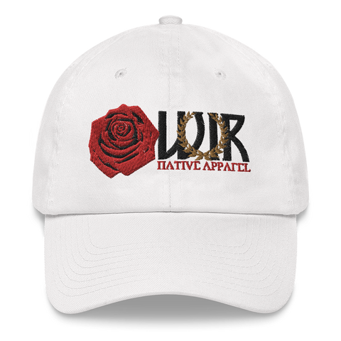WIR Rose Dad Hat