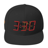 Time Zone 330 Snapback Hat