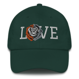 Love Rose Dad hat