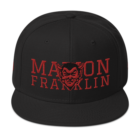 Columbus Marion Franklin Classic Snapback Hat